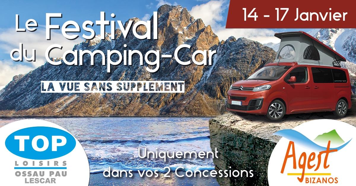 Le Festival du camping-car