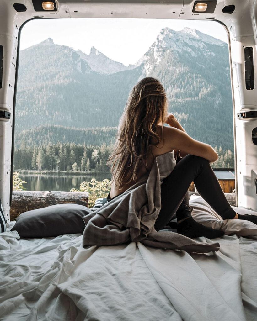 Slow travel en camping-car